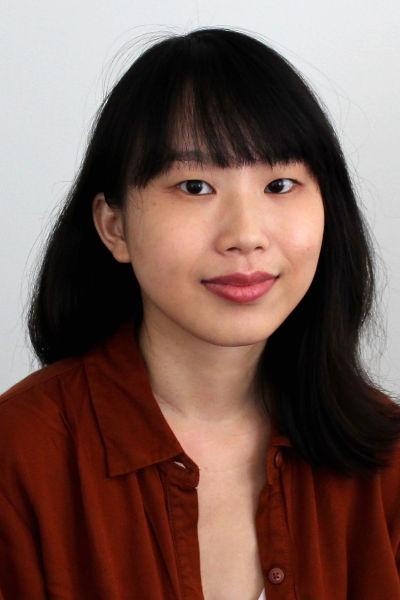 Headshot of Claire Zhou