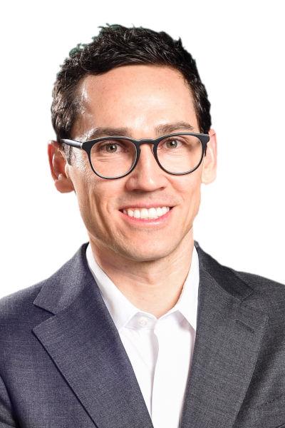 Headshot of Darren Spicer