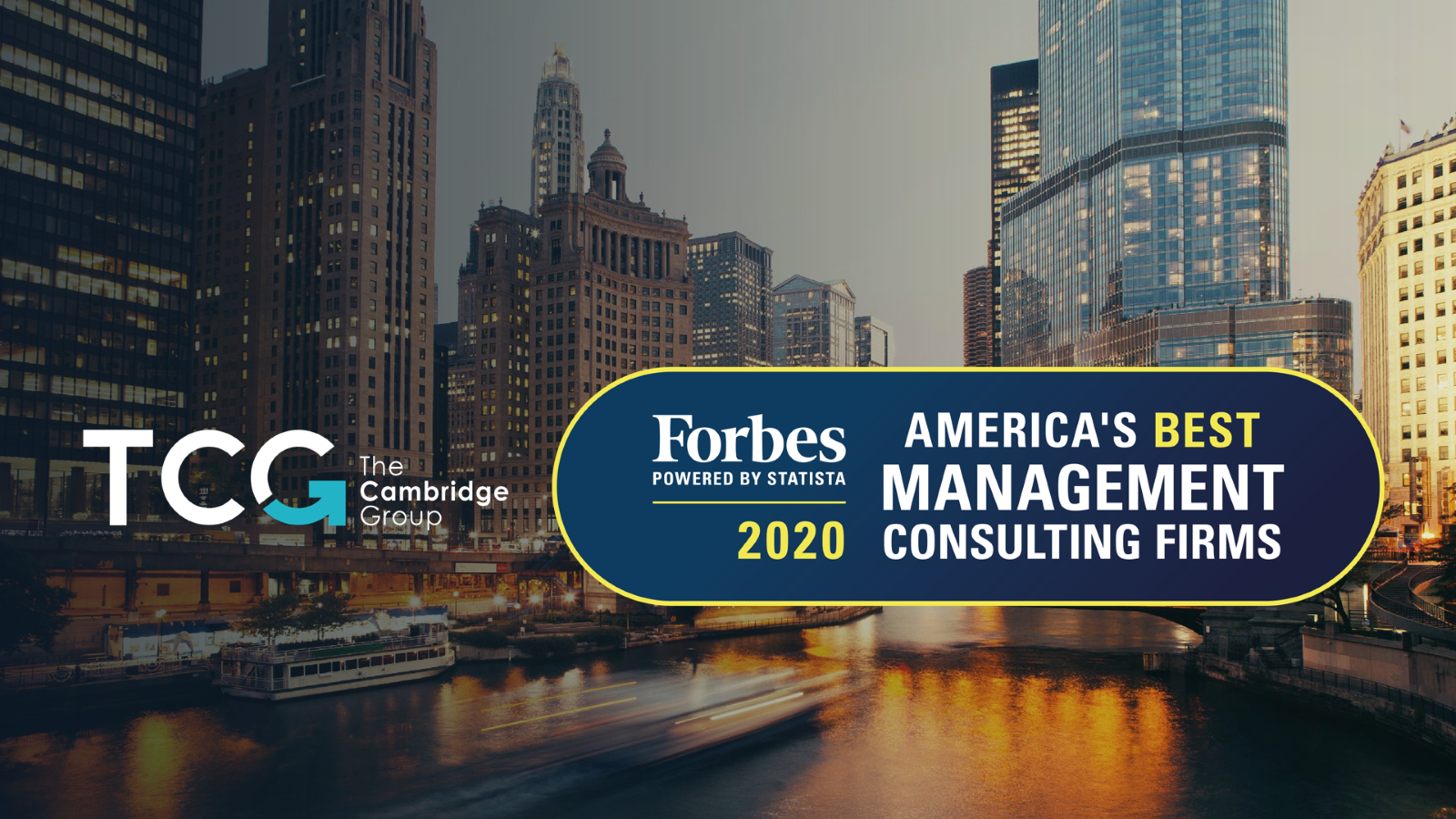 Forbes Magazine once again names TCG one of America's Best Management Consulting Firms thumbnail