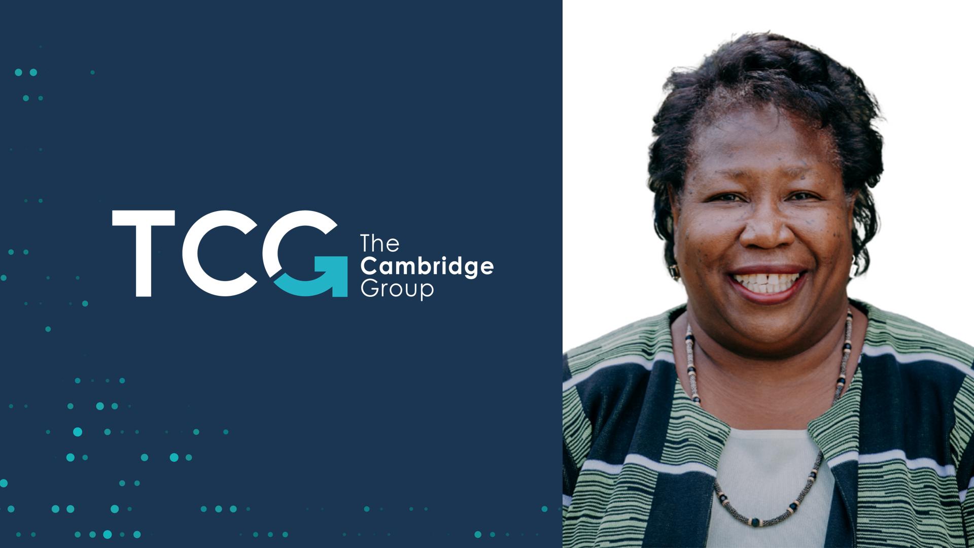 The Cambridge Group welcomes back Gloria Cox thumbnail