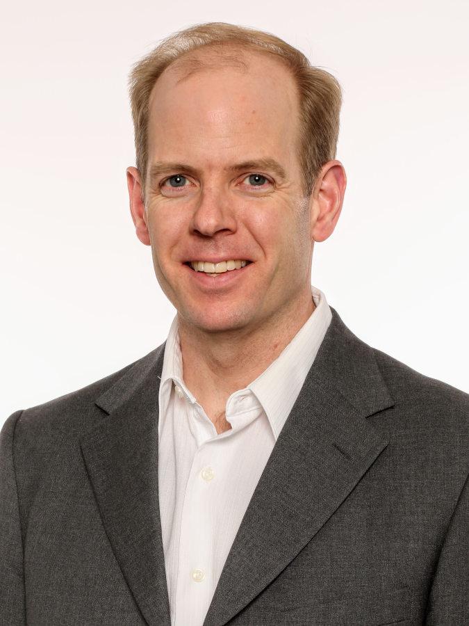 Headshot of Jim Eckels