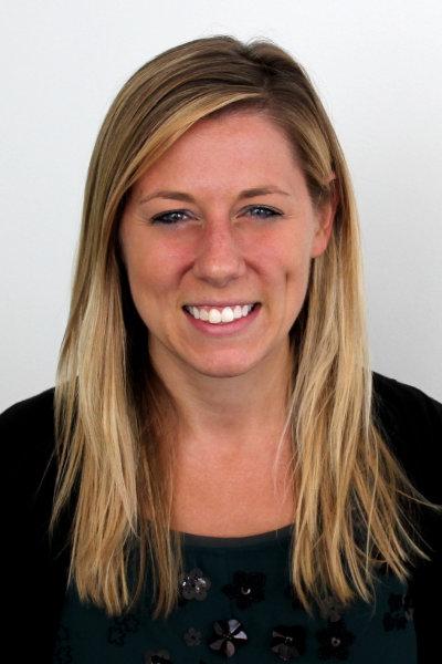 Headshot of Lindsey Leikhim