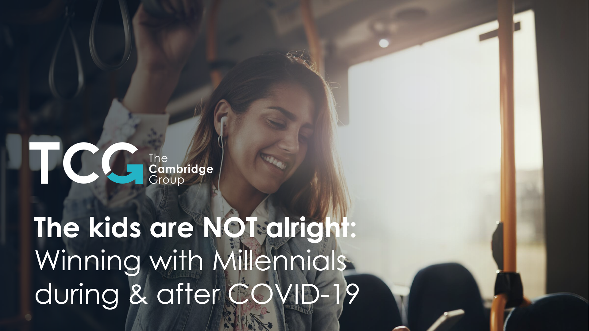 The kids are NOT alright: Winning with Millennials during and after COVID-19 thumbnail