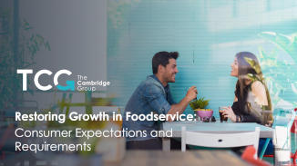 Restoring Growth in Foodservice: Consumer Expectations and Requirements thumbnail