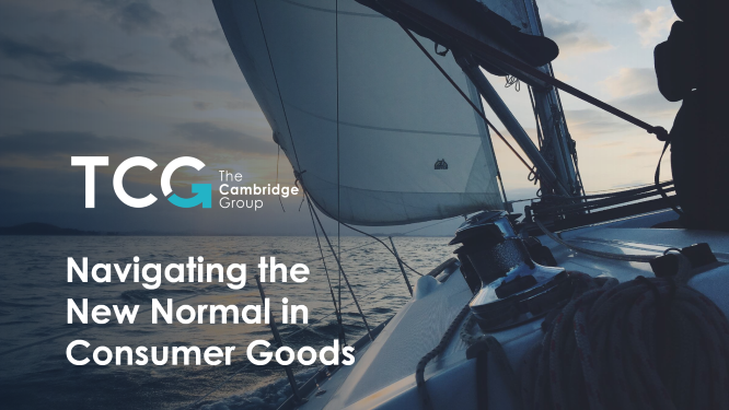 Navigating the new normal in consumer goods thumbnail