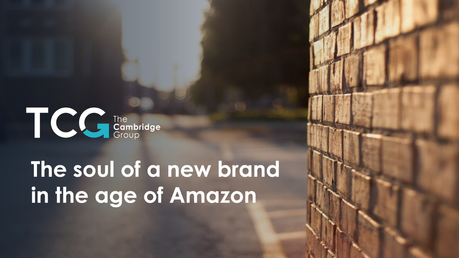 The soul of a new brand in the age of Amazon thumbnail