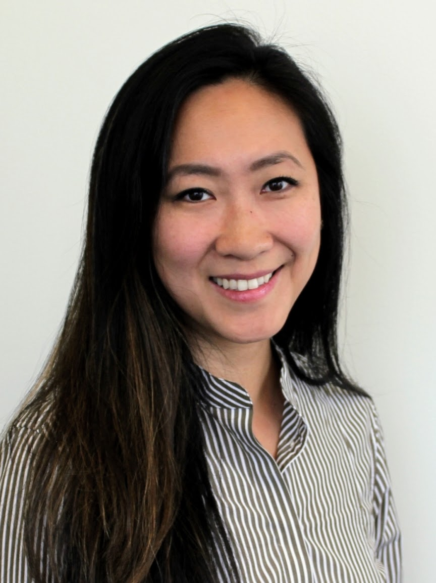 Headshot of Christine Wang