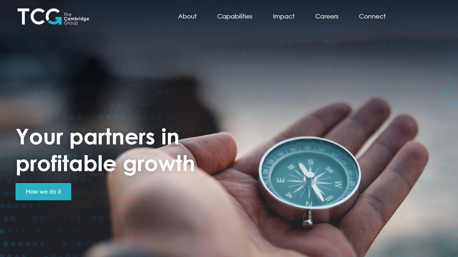 The Cambridge Group launches new website to better inform prospective clients and job seekers thumbnail